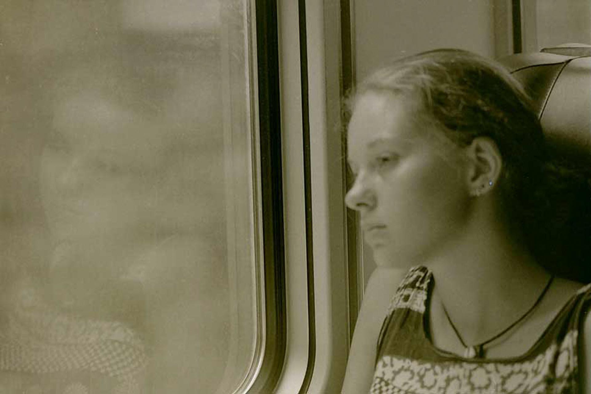 Il Viaggio-Portrait of a dutch Girl, 1995