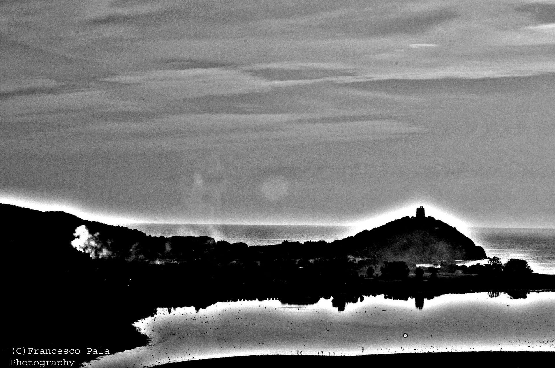 L'isola del Silenzio, Chia Laguna 2013