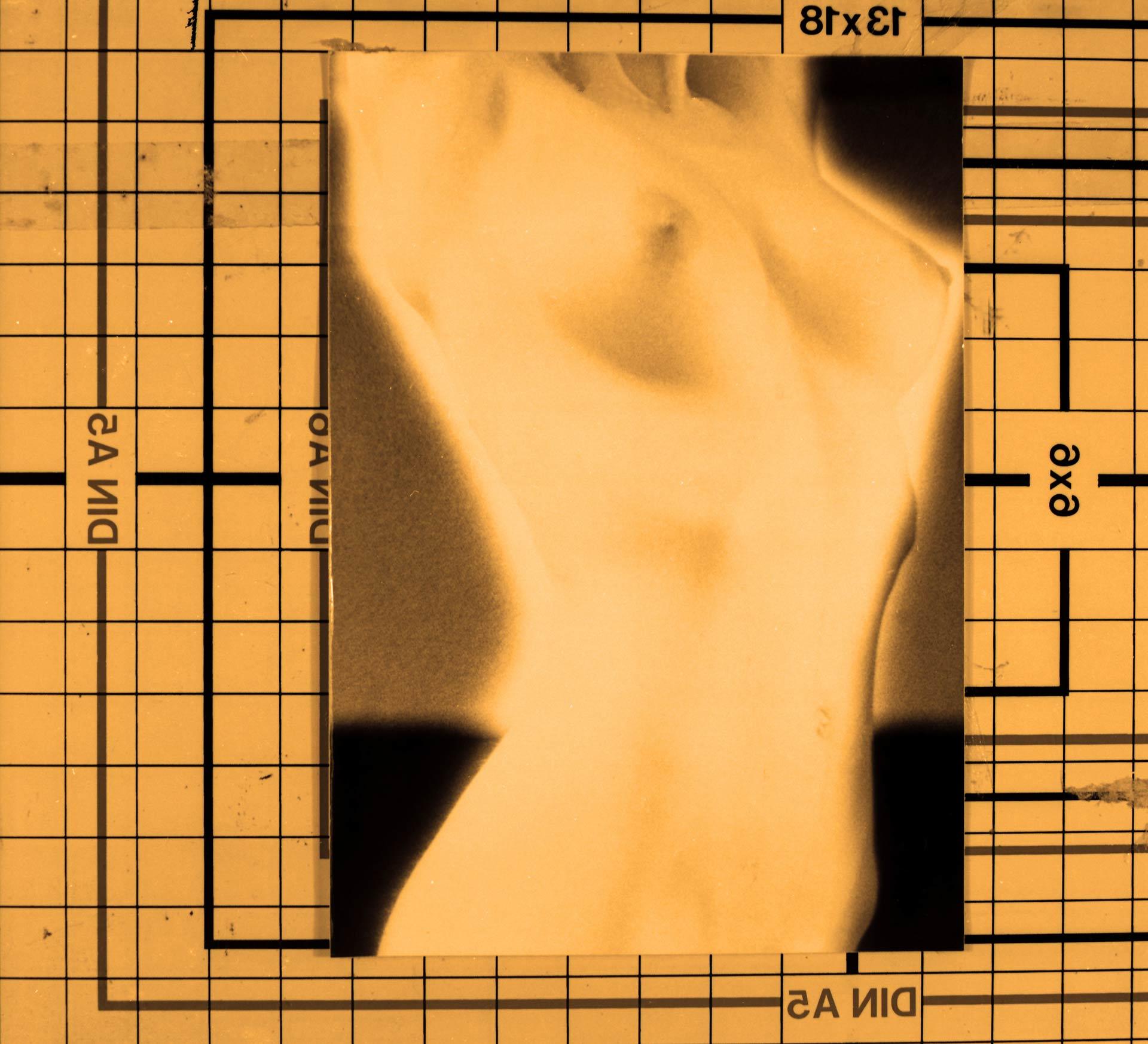 Studio di Nudo (Solarized), 1991
